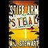 Stiff Arm Steal (Miami Jones Florida Mystery Series Book 1)
