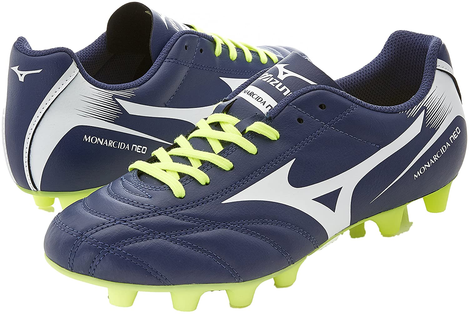 check out 5abdc 32e3f Mizuno Monarcida Neo MD, Chaussures de Football Homme  Amazon.fr   Chaussures et Sacs