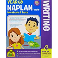 NAPLAN*-style Year 5 Writing Workbook and Tests (new cover)