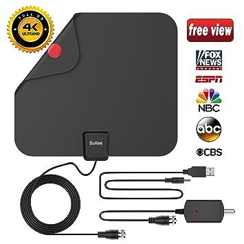 Review TV Antenna, Indoor Digital