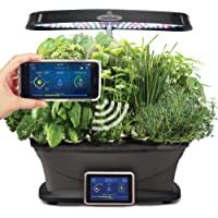AeroGarden Bounty Elite Wi-Fi with Gourmet Herbs Seed Pod Kit