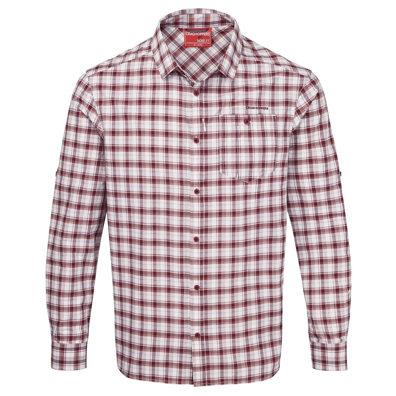 Craghoppers Herren NosiLife Tristan Shirt