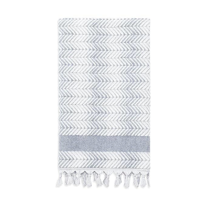 950474b77ac3 Amazon.com: Linum Home Textiles Assos Turkish Cotton Bath Towel: Home &  Kitchen