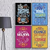 Amazon Price History for:Shareable Posters An Unusual Friendship Gift, Set of FOUR 11X17 Inspirational, Inspiring & Motivational Phrases, Men and Women Inspiring Gifts, Wall Art, Educational Poster. Famous Sayings For Kids.