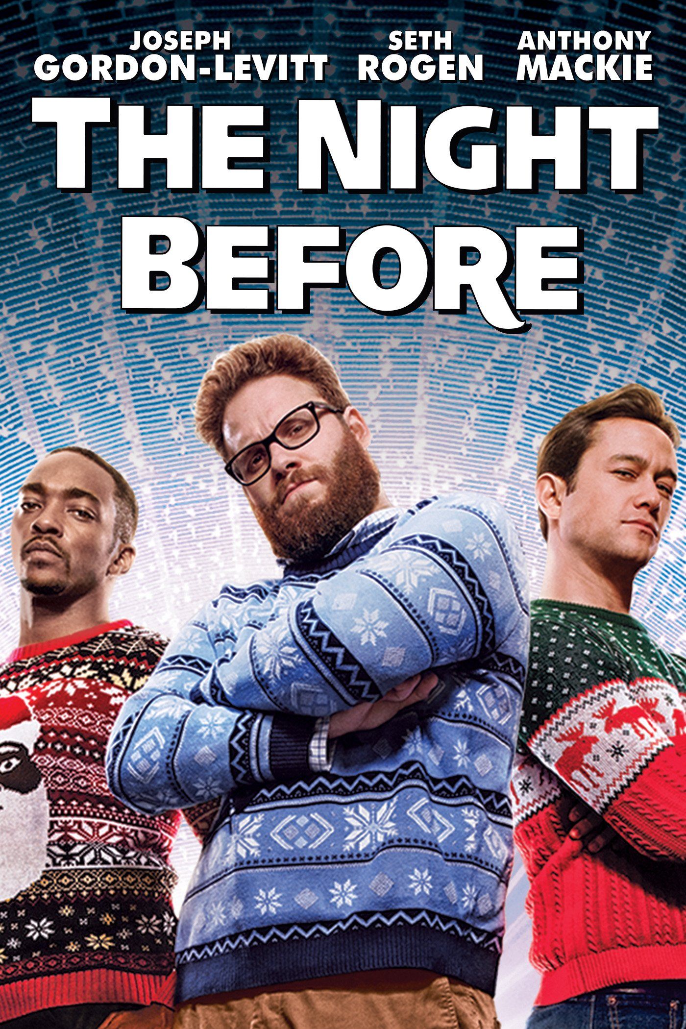 Seth Rogan Christmas.Amazon Com Watch The Night Before Prime Video