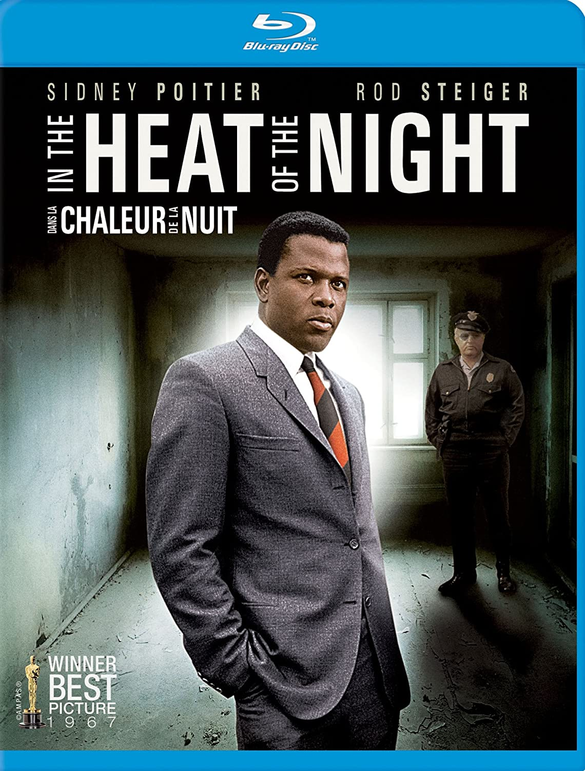 In The Heat Of The Night (Bilingual) [Blu-ray] Sidney Poitier MGM