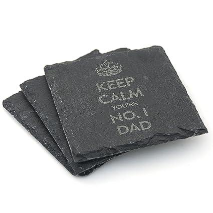 Compra Luxbour Dad Regalos, número 1, papá, cumpleaños, día ...