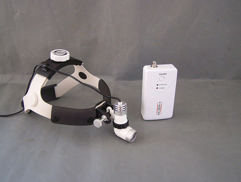 3W LED Surgical Headlight Medical Head Light Lamp for Dentist