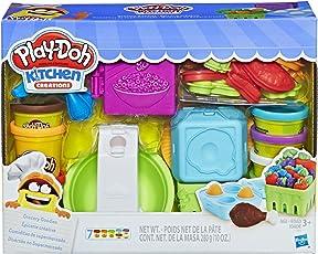 Play Doh Playset Comiditas de Supermercado