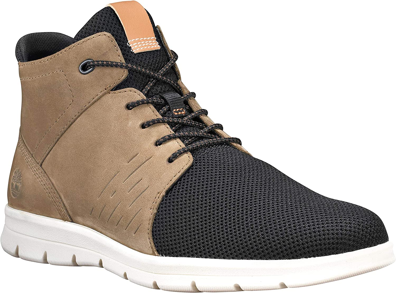 construcción Ambientalista Interactuar  Amazon.com   Timberland Men's TB0A24KE838 - Graydon Chukka 11 M   Shoes
