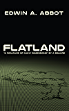 "Flatland: ""A Romance of Many Dimensions"" by A Square"