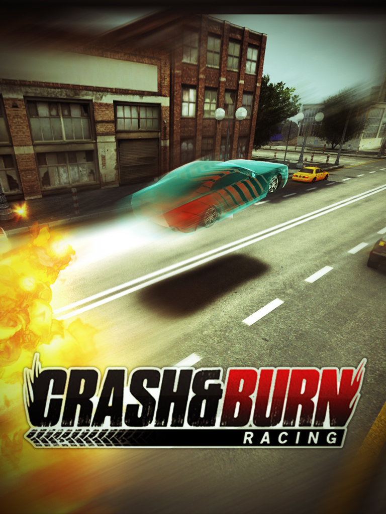 Crash and Burn Racing [Online Game Code]