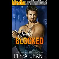 Jock Blocked (Copper Valley Fireballs Book 1)