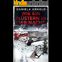 Wie ein Flüstern in der Nacht: Norwegen-Thriller (German Edition) book cover