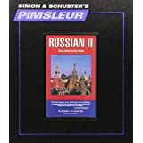 Pimsleur Russian Level 2 CD: Learn to Speak and Understand Russian with Pimsleur Language Programs (2) (Comprehensive)