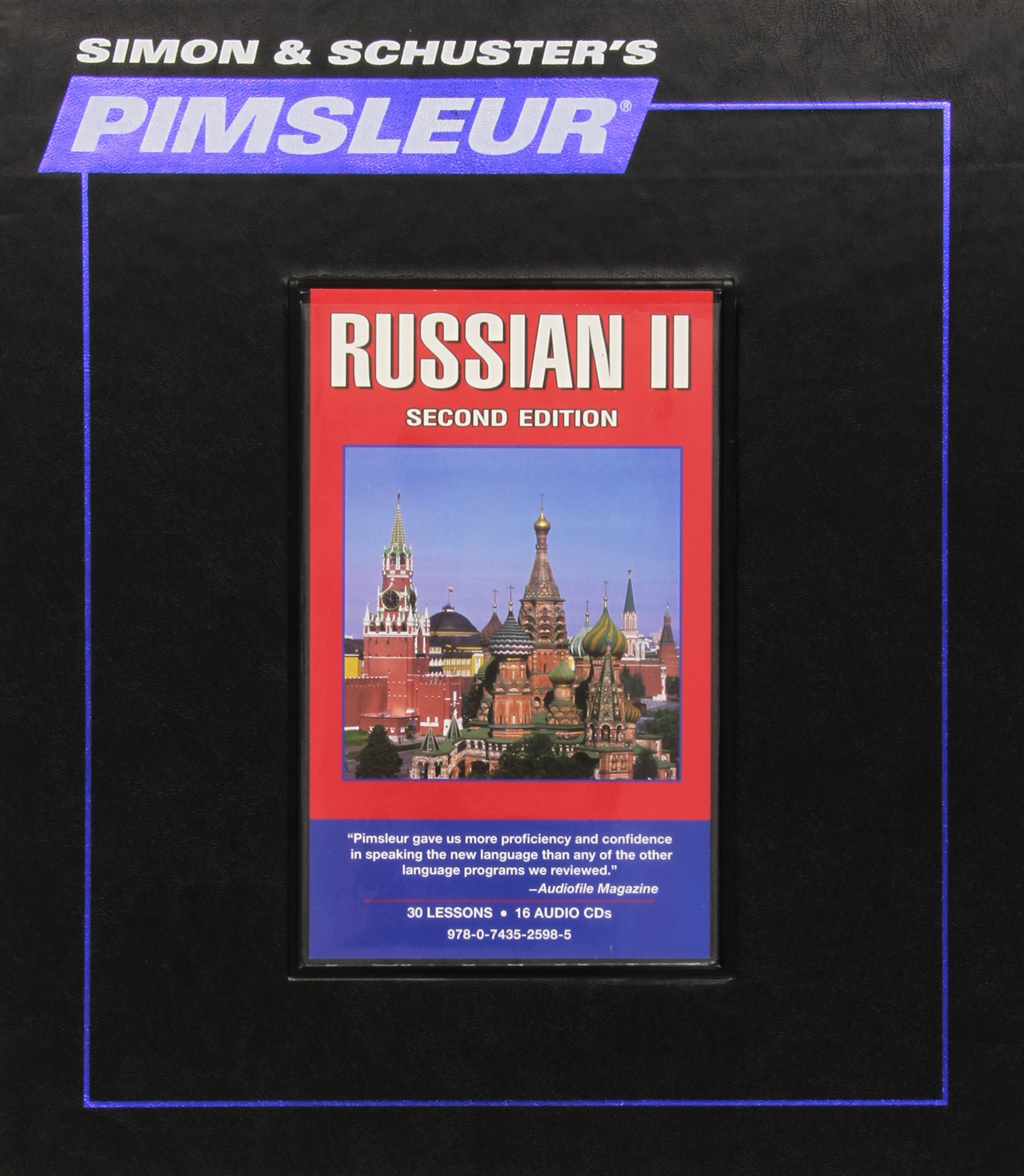 pimsleur russian level 2 cd learn to speak and understand russian rh amazon com Pimsleur Review Pimsleur Direct