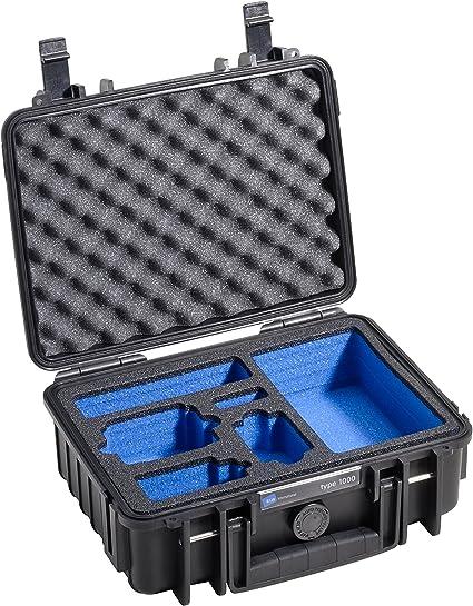 B W Outdoor Cases Typ 1000 Mit Gopro Hero 2 3 Kamera