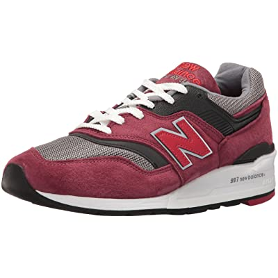 New Balance Men's 997 Enduring Purpose-Made USA Fashion Sneaker | Shoes