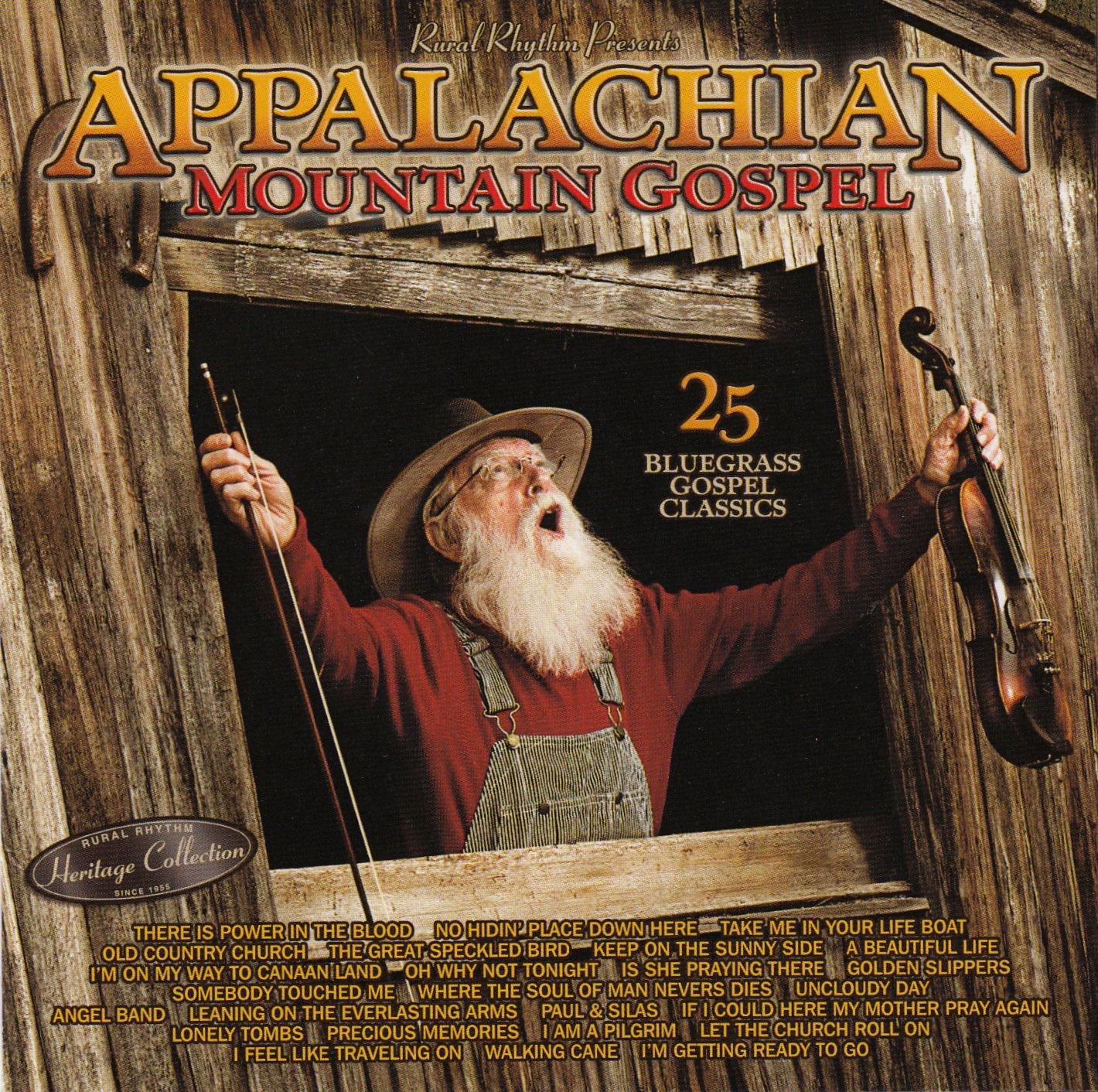 Donde Descargar Libros En Appalachian Mountain Gospel: 25 Bluegrass Gospel Classics It PDF