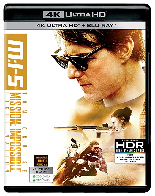 Amazon in: Buy Mission: Impossible 5: Rogue Nation (4K UHD & HD) (2