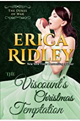 The Viscount's Christmas Temptation: A Historical Regency Romance Novella (Dukes of War Book 1) Kindle Edition