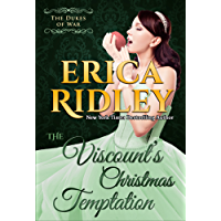 The Viscount's Christmas Temptation: A Historical Regency Romance Novella (Dukes of War Book 1) (English Edition)