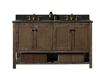 Legion Furniture Wh5160 Br Bathroom Vanity Amazoncom