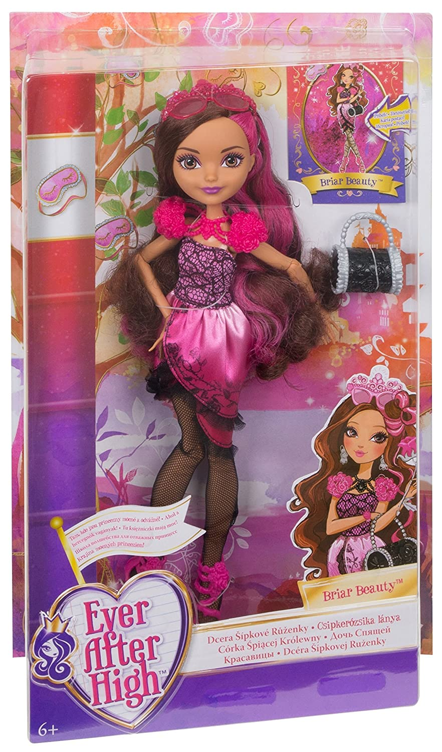 Buy Ever After High Briar Beauty Doll Online At Low Prices In India