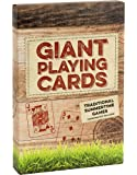Professor Puzzle GG1503 Giant Playing Cards