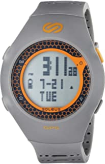 Soleus GPS Turbo Womens Digital Running Watch
