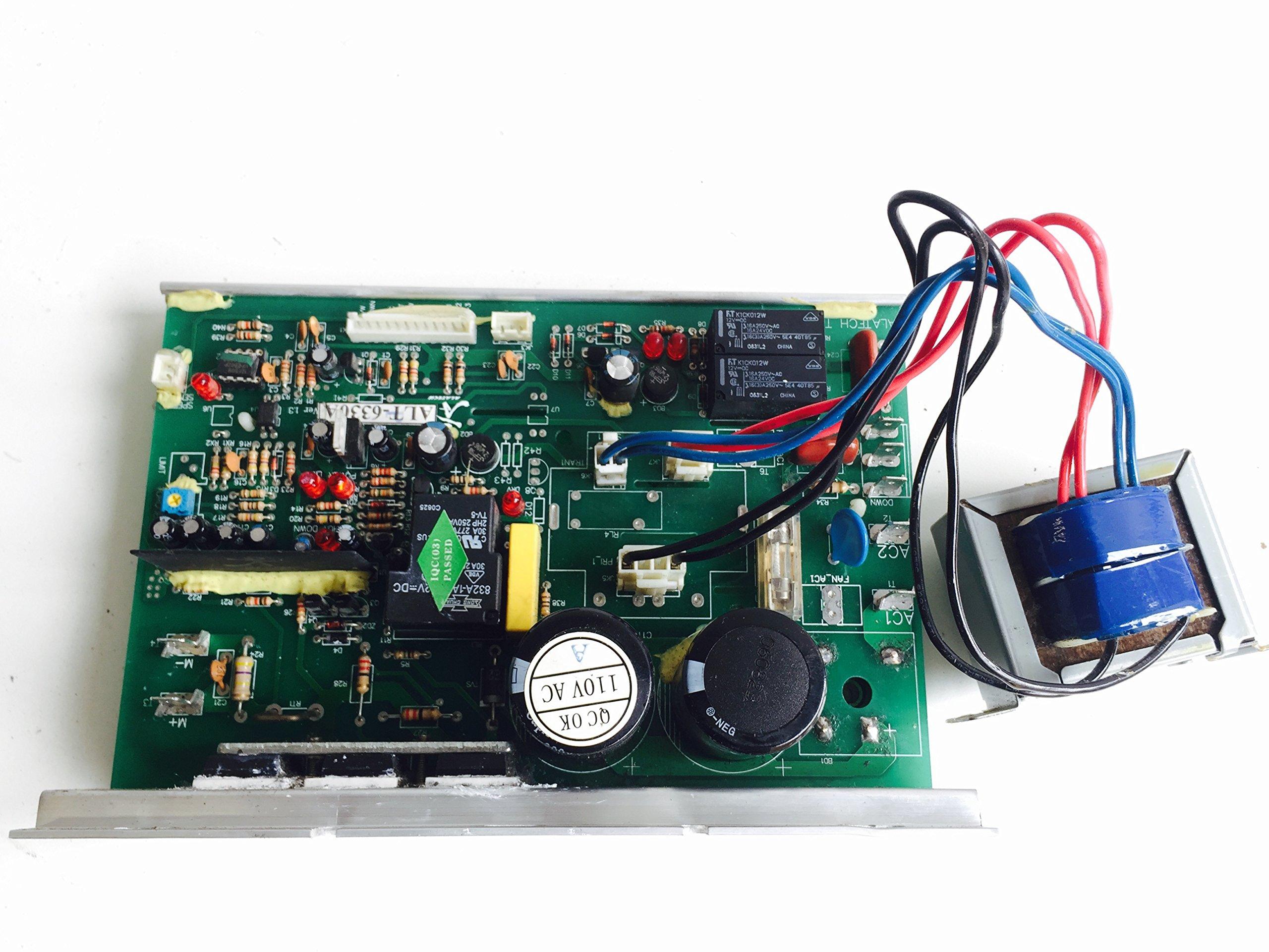 Spirit Sole Treadmill Controller Motor Lower Speed Control Board D010007