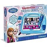 Clementoni Sapientino Travel Quiz Frozen, 13283