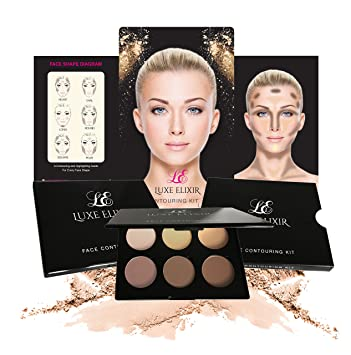 Contour Kit - Premium Highlighting and Contour Palette with ...