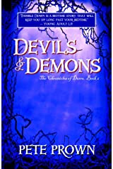 Devils & Demons (The Chronicles of Dorro Book 2) Kindle Edition