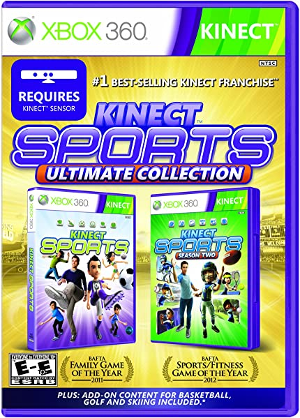 Amazon com: Kinect Sports Ultimate Collection: Microsoft