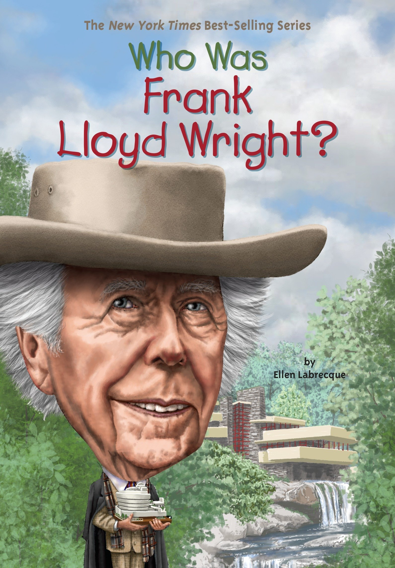 Download Who Was Frank Lloyd Wright? pdf