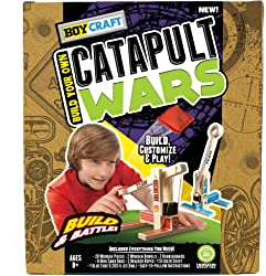 Catapult Wars Craft Kit