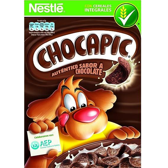 Nestlé - Chocapic Cereales Desayuno 375 g