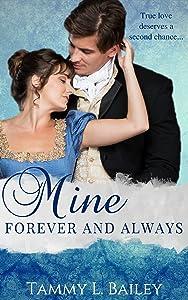 Mine, Forever and Always: Historical Regency Romance