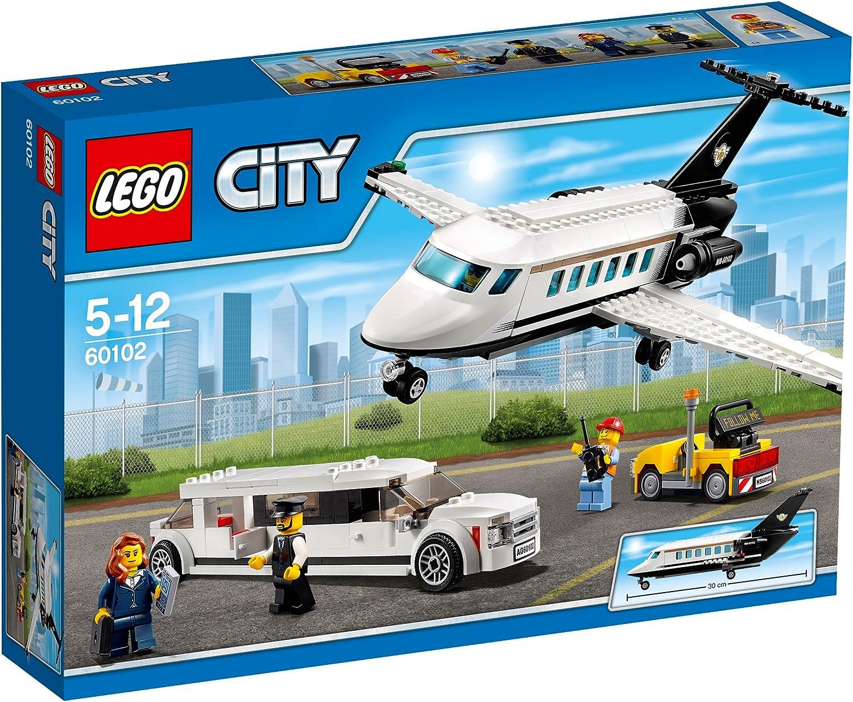 Lego City 1 Flughafenmitarbeiter mit Zubehör