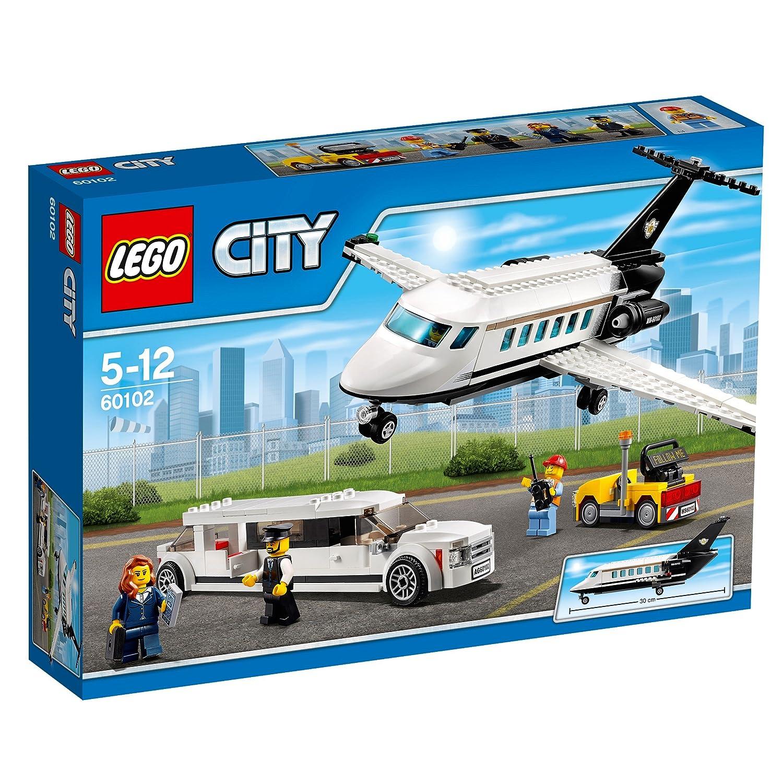 Aeroporto Lego : Lego city private jet and limousine storage accessories
