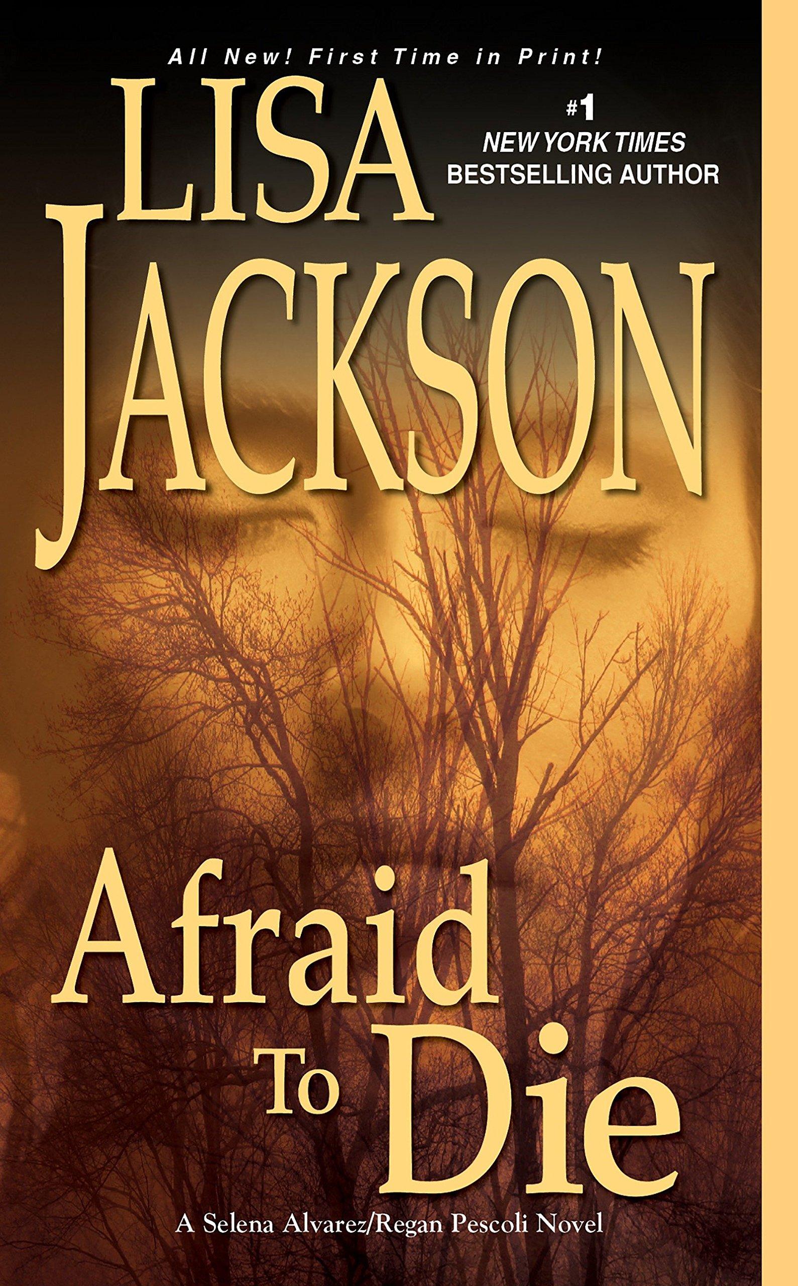 Afraid To Die (An Alvarez & Pescoli Novel) PDF