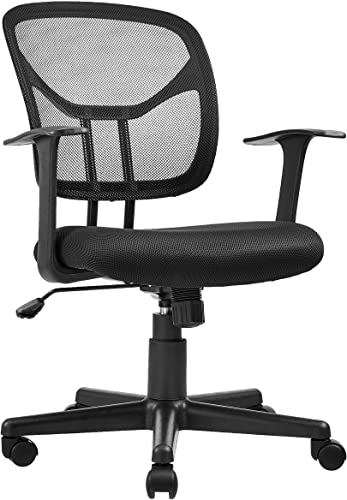 AmazonBasics Mid-Back Desk Office Chair