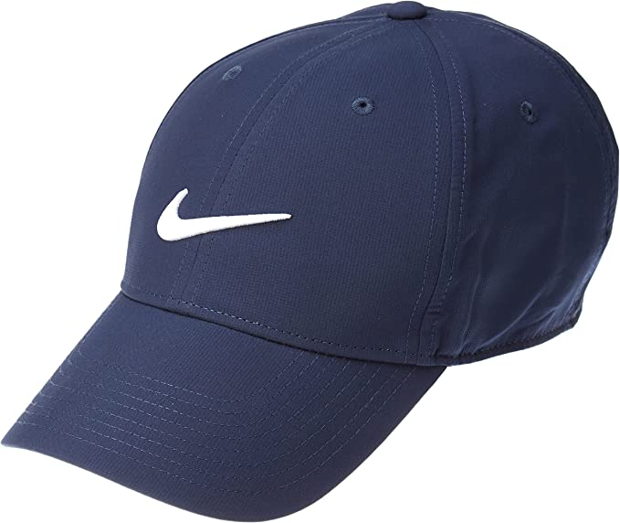 Nike 892651 Gorra de béisbol, Hombre, Azul (Azul Navy 410), One ...