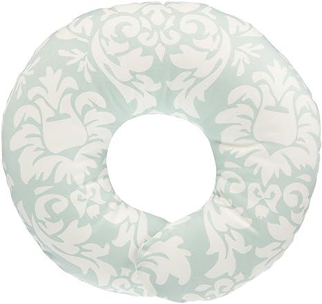 Amazon Com Esmeralda Esmeralda Donut Pillow Aqua Damask Japanese