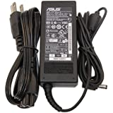 ASUS 65W Laptop Charger AC Adapter for K50I K50IJ K52F K53E K53U K55 K550CA K550LA K55A K55N K60I K60IJ Q301 Q301L Q301LA Q400 Q400A Q500A Q501 Q501LA Q502LA Q551LN Laptop-Charger-AC-Adapter