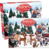 Aquarius Rudolph The Red Nosed Reindeer 1000 Piece Jigsaw Puzzle