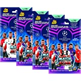 Topps India UEFA Champions League TCG Collection Multipack 2018/19 (Pack of 4)