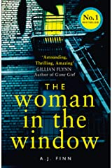 The Woman in the Window Paperback