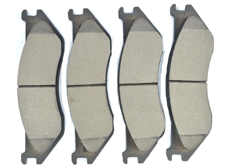 Dash4 CD966 Ceramic Brake Pad